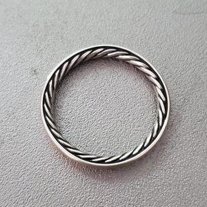 David Yurman Cable Iside Band Ring